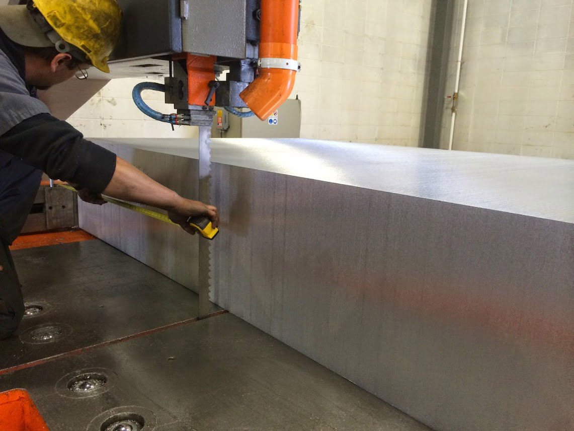 Large Plate Cutting Capabilities
