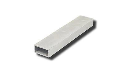 Aluminum Tubing Sizes >> 6063 T52 Aluminum Rectangular Tube Midwest Steel Aluminum
