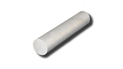 """Aluminum Round Bar 2.00/"""" x 18/"""" 7075-T6"""